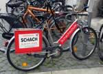 alle/350681/fahrrad-fuer-werbung-der-schachschule-in Fahrrad für Werbung der Schachschule in Braunschweig am 16.06.2014.