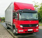 Mercedes-Benz Atego 1626 in Vienenburg am 19.06.2014.