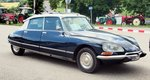 Citroen DS 20 in Neresheim am 13.08.2016.