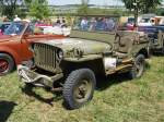 Willys Jeep in Einsingen am 06.07.2014.