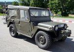 US Jeep in Neresheim am 13.08.2016.