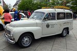 Volvo PV 544 Variant in Ulm am 14.05.2016.