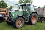 Traktor Fendt Farmer 307 LSA Turbomatic in Bad Hindeleng am 10.09.2016.